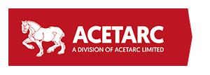Acetarc logo landscape 300px white arrow