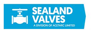 Sealand landscape logo 300px white arrow